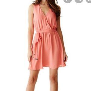 Guess Steffon Wrap Dress